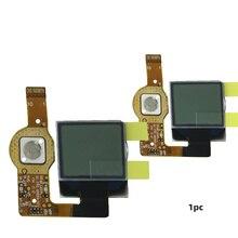 Мини запасные аксессуары камера Металлическая Передняя ЖК-дисплей экран панель Ремонт Часть доска прочный практичный для Gopro Hero3 3