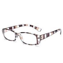 f41106696a Gafas de lectura flexibles elegantes lectores fuerza presbiópicas montura  completa hombres mujeres Unisex + 1/+ 1,5/+ 2/+ 2,5/+ .