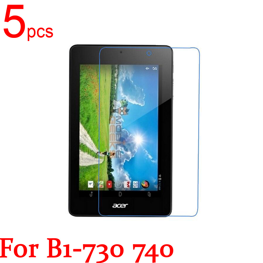 3 Glossy Matte LCD Screen Protector Guard Film Cover FOR Acer iconia One7 B1-750