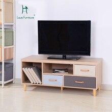 Луи Мода тв стенды небольшой размер шкаф гостиная спальня тканевый ящик современная простота