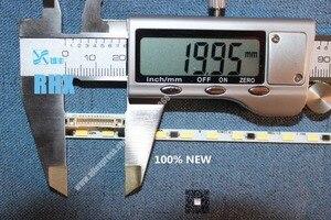 Image 2 - FÜR reparatur Haier LCD TV led hintergrundbeleuchtung LE50A5000 50DU6000 Artikel lampe V500H1 ME1 TLEM9 1 stück = 68LED 623 MM