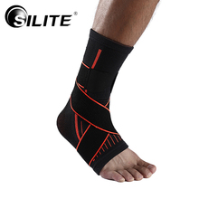 Adjustable Steel Ankle Support Powerlifting Splint Fractures Carpal Tunnel Sport Sprain Fitness Pulseira Training Trainer Nylon