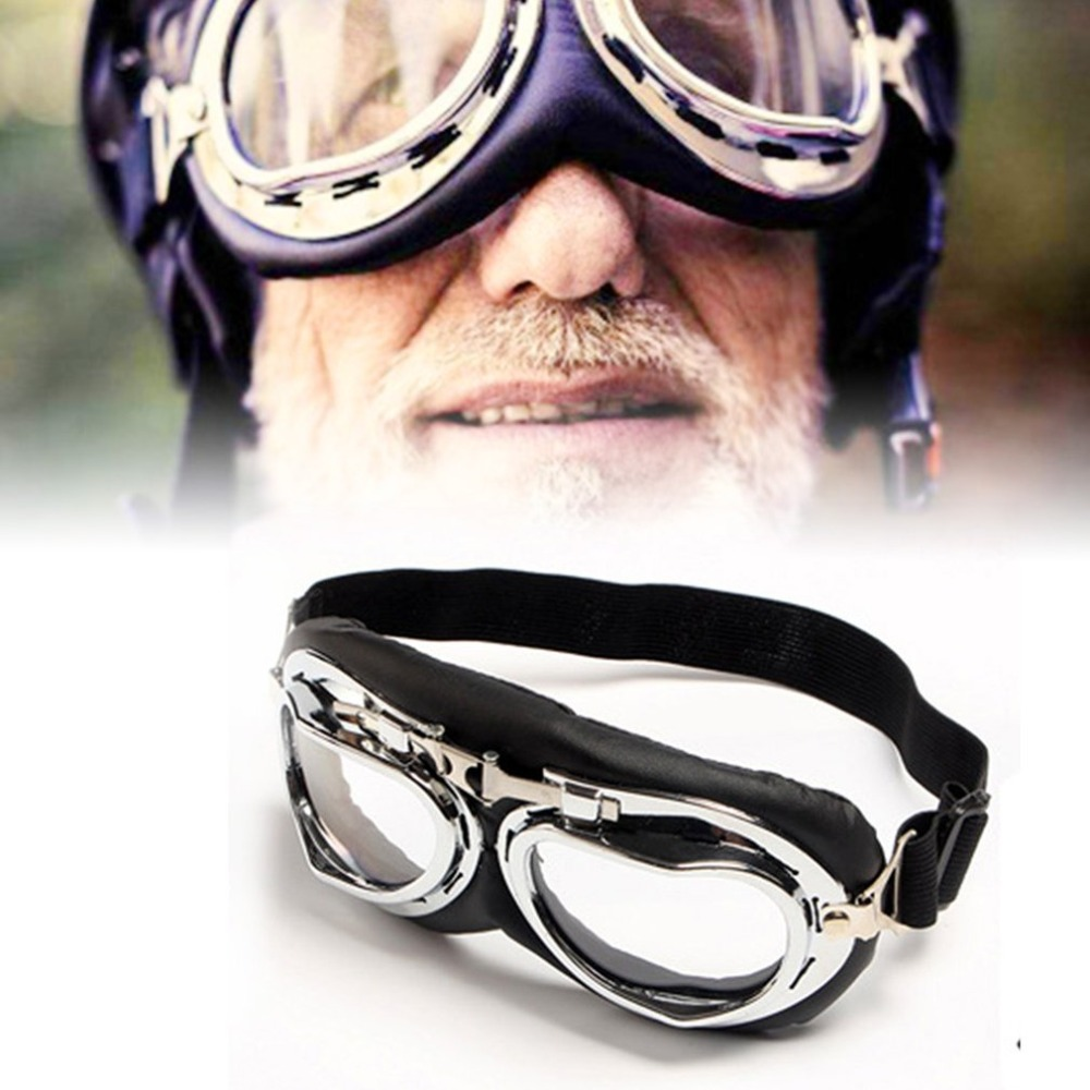 Women Men Motocross Windproof Bicycle Motorcycle Ski Goggles Eyewear Motocross Snowboard Goggles Glasses UV Protection Lens safety potective goggles glasses windproof dustproof eyewear outdoor sports glasses bicycle cycling glasses anti scratch