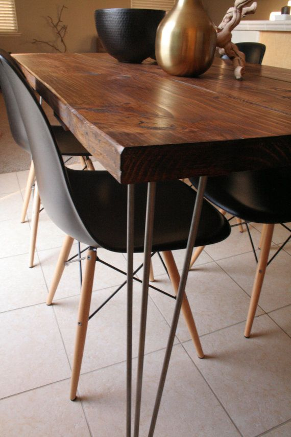 High Size Hairpin Legs DIY Dinner Table Free Shipping Set Of