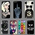 Zte blade a515 a511 case capa, case para zte blade a515 a511 pintura colorida capa para zte um 515 511 case capa do telefone de volta