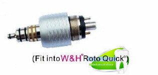 NEW WH compatible Quick Coupling 6Holes For Fiber Optic Handpiece  high quality