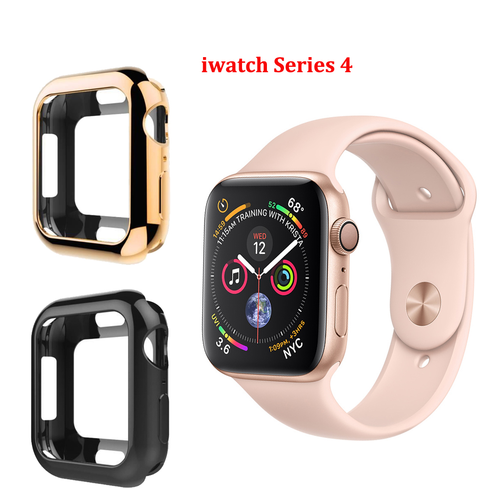 Protective Cases Cover for Apple Iwatch series 4 Watch ...  Protective Case...