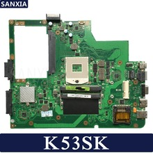 KEFU K53SK Laptop motherboard for ASUS K53SK K53S original mainboard
