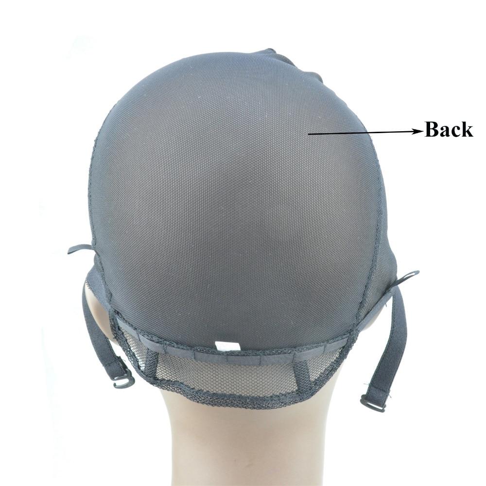 2 Comb-M veličina-široki U dio strech čipke tkanje perika kapa - Njega kose i styling - Foto 3