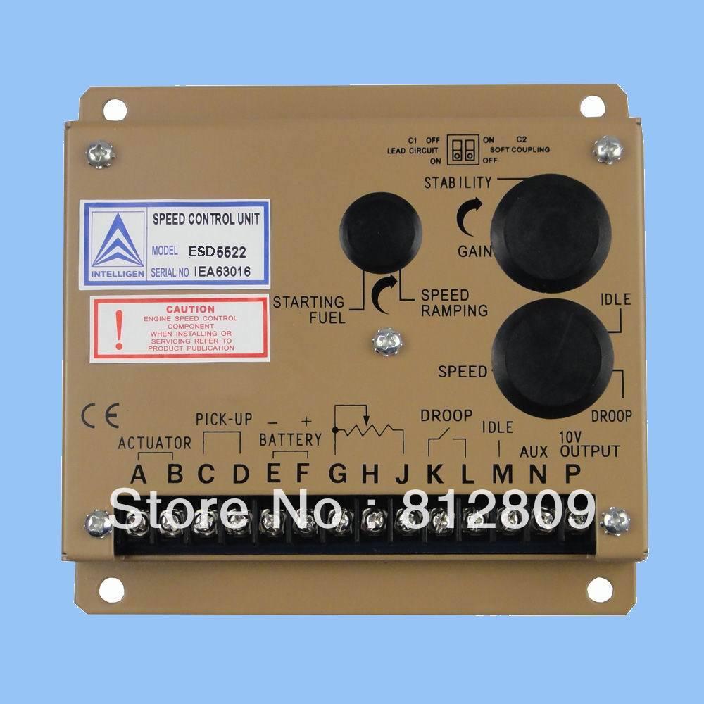 ESD5522E  Speed Controller unit janome 423s 5522