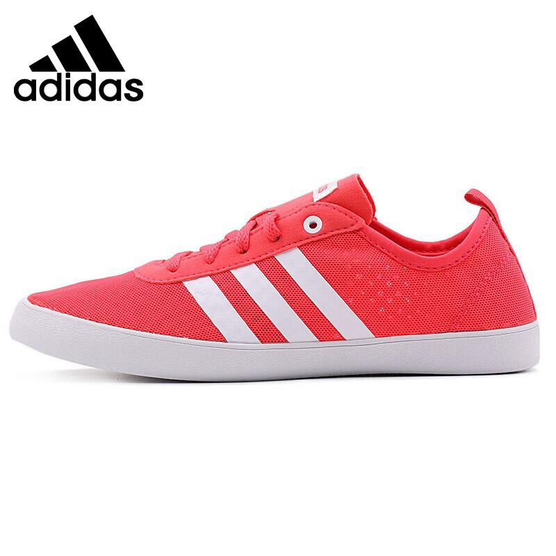 Original New Arrival 2018 Adidas NEO Label QT VULC 2.0 Women's Skateboarding Shoes Sneakers цены онлайн