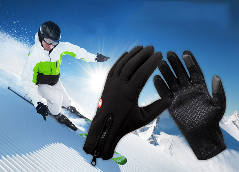 Unisex Touchscreen Winter Thermal Warm Cycling Bicycle Bike Ski Outdoor Camping Hiking Motorcycle Gloves Sports Full Finger (14)