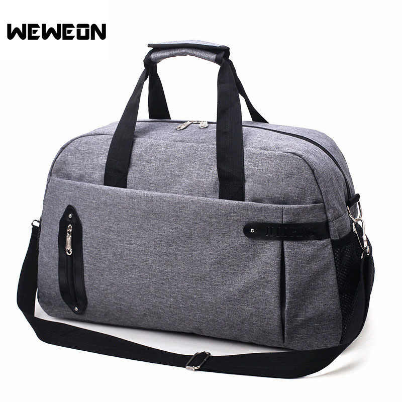 2018 Hot Selling Single Shoulder Bag for Fitness Gym Sport Bags Men Outdoor  Travel Duffel Bags 233957b57ac04