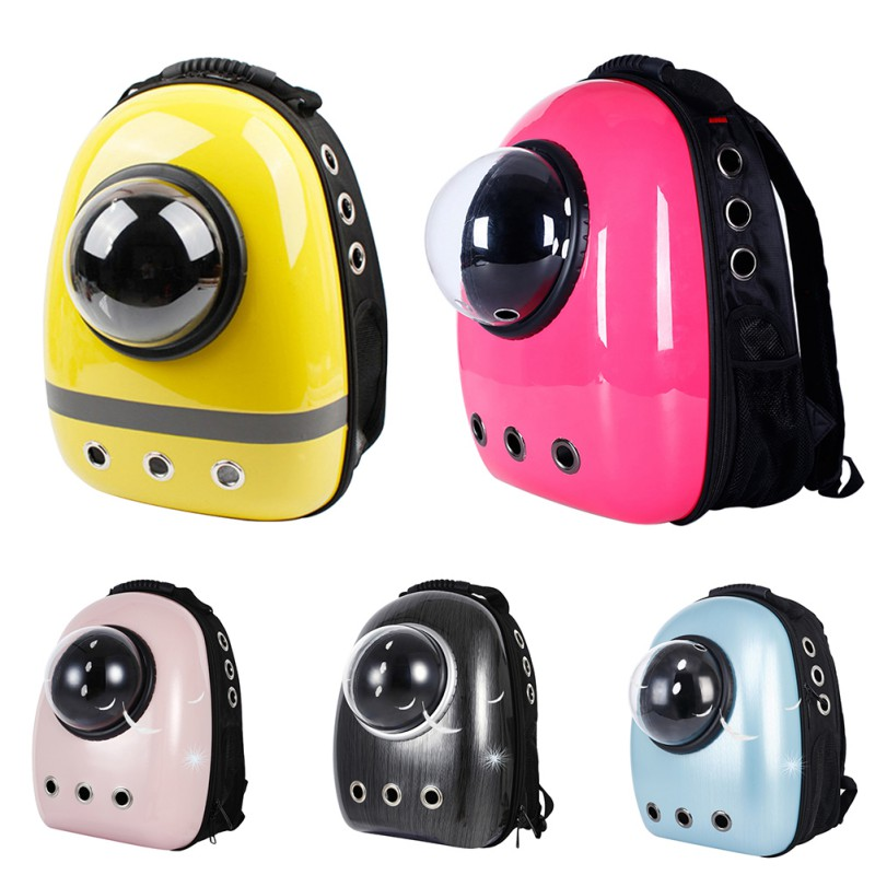Send From USA Space Capsule Astronaut Pet Cat Backpack Bubble Window for Kitty Puppy Chihuahua Small Dog Carrier Crate Bag Cave