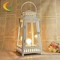 110 В-240 В E14 природного кристалла соли лампы Гималайской соли лампы, кованого железа настольная лампа спальня ночники творческий