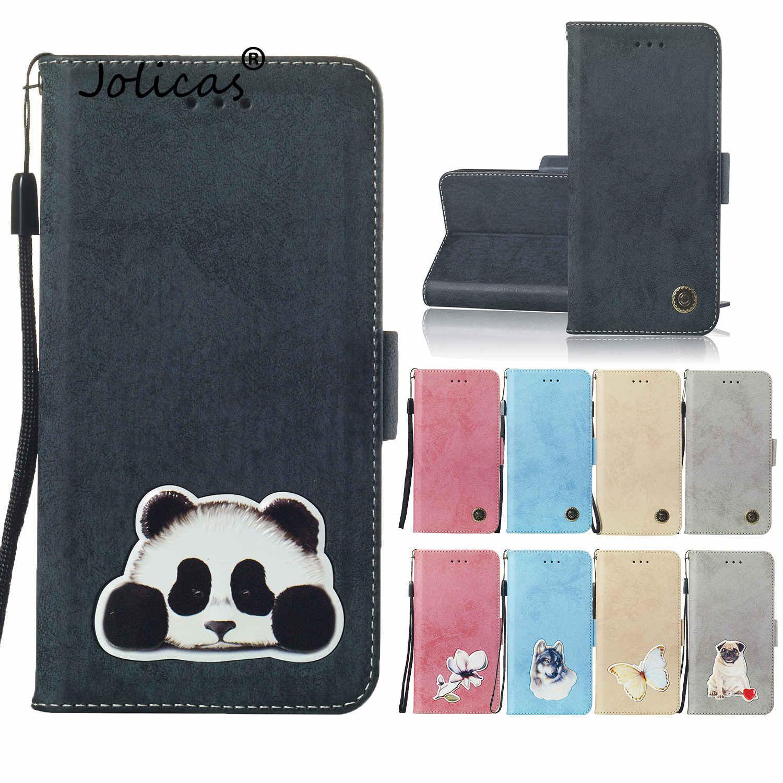 Женский Чехол кошелек для capinha Sony XZ2 Глянцевая сумка телефона из искусственной