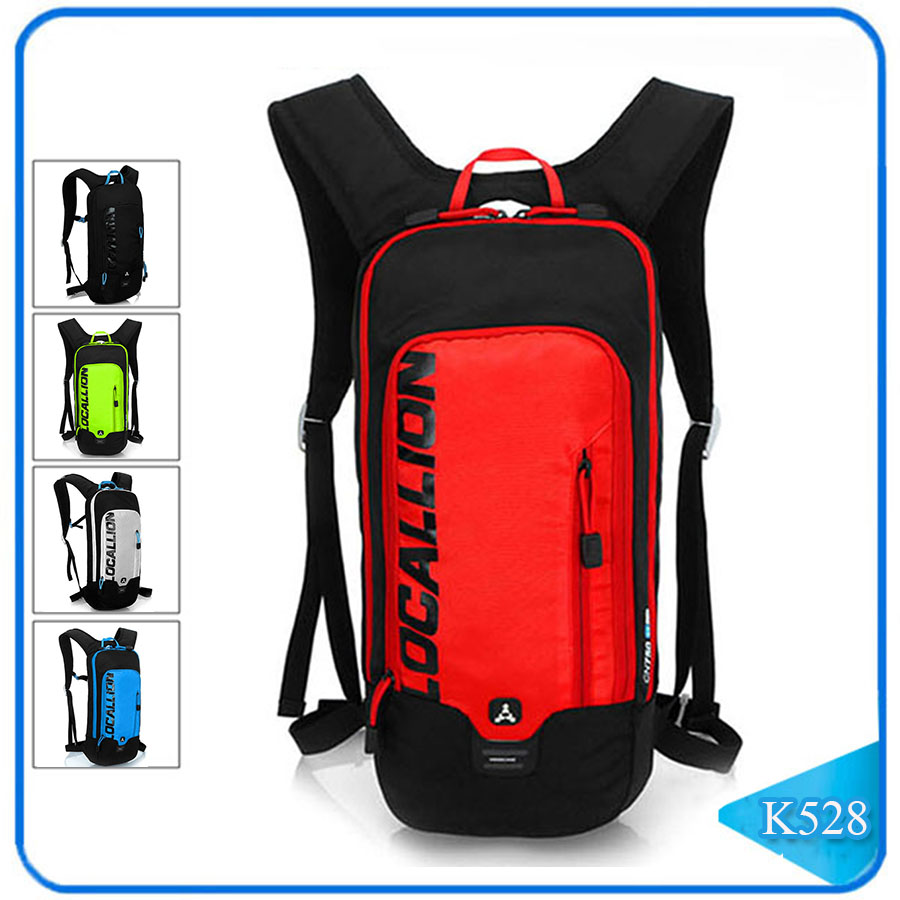 LOCALLIO Cycling Bags Bicycle Backpack bag 6L Outdoor Sport Camelback Bike Camping Hiking Climbing Bladder Hydration Back pack hydration pack water rucksack backpack cycling bladder bag hiking climbing pouch