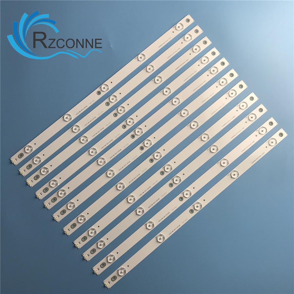 493mm LED Backlight strip 5leds For Hisense 50 Tv E257384 SVH500A24 5LED Rev06 140303