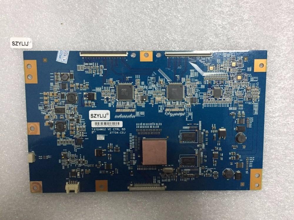 SZYLIJ New T con board T370HW02 VE CTRL BD 37T04 C0J 37 inch LE37b651T3WXXC LE37B650T2WXXC LE37B651t3w