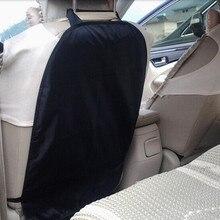 Современный автомобильный защитный чехол на заднее сиденье для мобильного автомобиля для детей, коврик для защиты сидения, чистая защитная одежда для детей