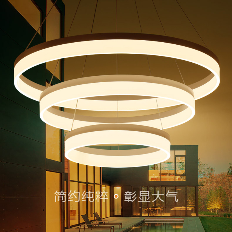 led modern pendant lights suspendus lustre dining room hotel restaurant lighting lustres de sala LED hanging lamps kitchen lamp modern led pendant lights hanging lamp dining room living room crystal pendant light modern lamps lustre lighting led pendant