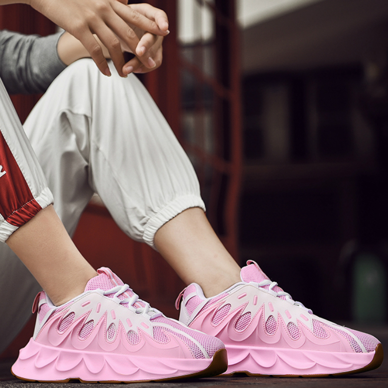 Woman Running Shoes Brand Designer Lightweight Sneakers Female Soft Shock Absorbing Sports Shoes Outdoor Trainers Gym Shoe