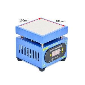 Image 1 - לUYUE 946 1010 תצוגת LED Preheating פלטפורמה עבור טלפון נייד LCD מסך מגע תיקון BGA PCB חם צלחת חימום מוקדם תחנה