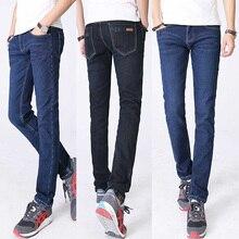 Зима Новый Дизайн мужчин Джинсы Теплые Сгустите Брюки 2 цветов истинные джинсы мужские Тепловые брюки Плюс Size28-40
