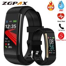 Smart Band Blood Pressure Measurement Pedometer Fitness Tracker Watch Smart Bracelet Women Men Waterproof For Android Ios цена и фото
