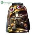 16-Inch backpack cartoon Popular School Bag Child waterproof bag kids character backpacks For Boys Girls Teenagers Bags trolley