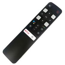 NEUE Original fernbedienung RC802V FMR1 Für TCL TV 65P8S 49S6800FS 49S6510FS Fernbedienung