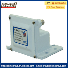 Good selling C Band LNB used with c band single polarity lnb