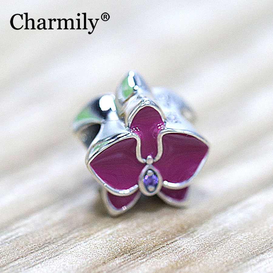 Orchid Trellis New Diamontrigue Jewelry: Charmily Jewelry 2017 Summer New 925 Sterling Silver