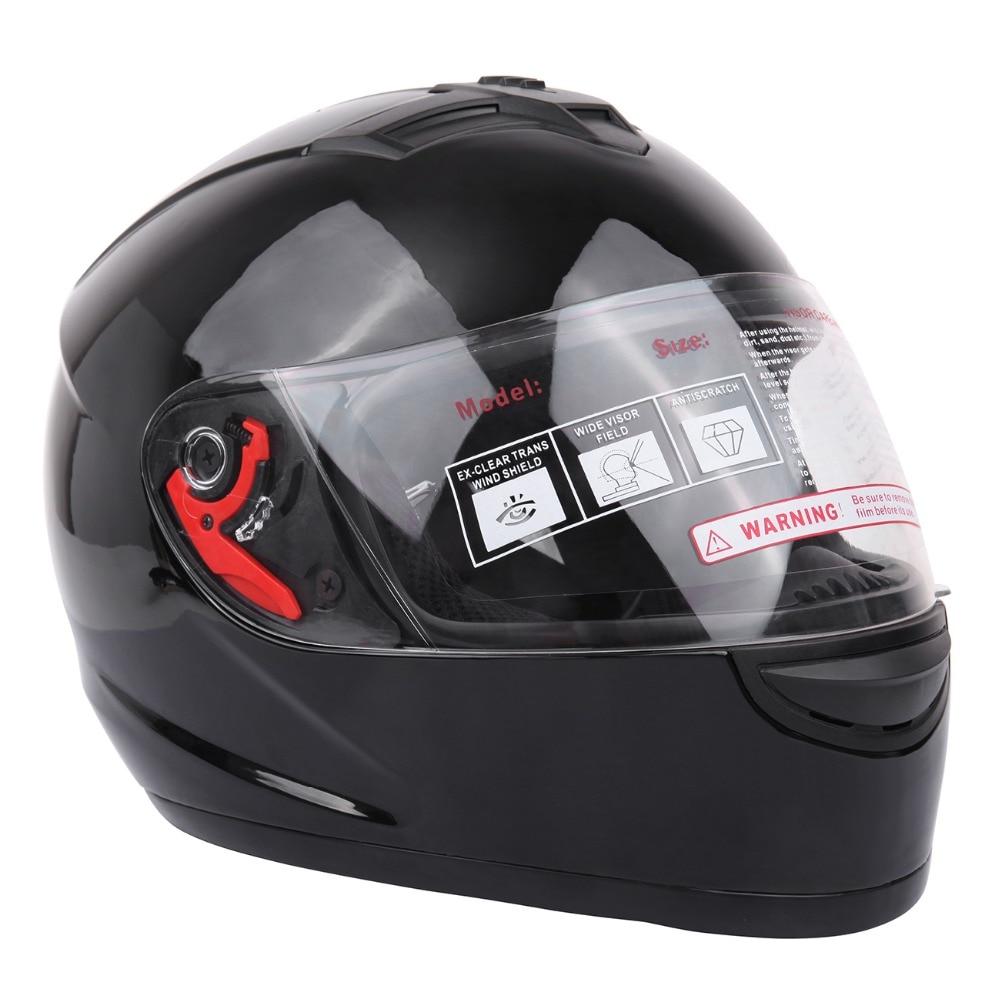 (Ship from US) DOT Germany style Modular Street Sport Bike Full <font><b>Face</b></font> Motorcycle <font><b>Helmet</b></font> Motocross dual shield XL