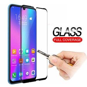 Оригинальное закаленное стекло для Honor 10 Lite Защитное стекло для Huawei Honor 20 Light Honer 9A 9X i10 10i Защитная пленка для экрана