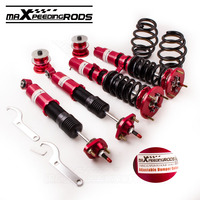 Adjustable Coilovers Suspension For BMW E46 3 Series 98 06 330i 325i 325xi 320i 328Ci Lowering