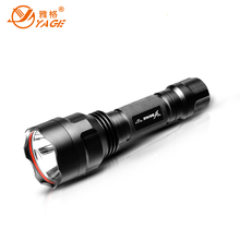 YAGE LED Flashlight CREE Xp-E 300lm-2000Lumens Torch Cree LED Torch light for 1×18650 battery 3 Models lampe torche bike light