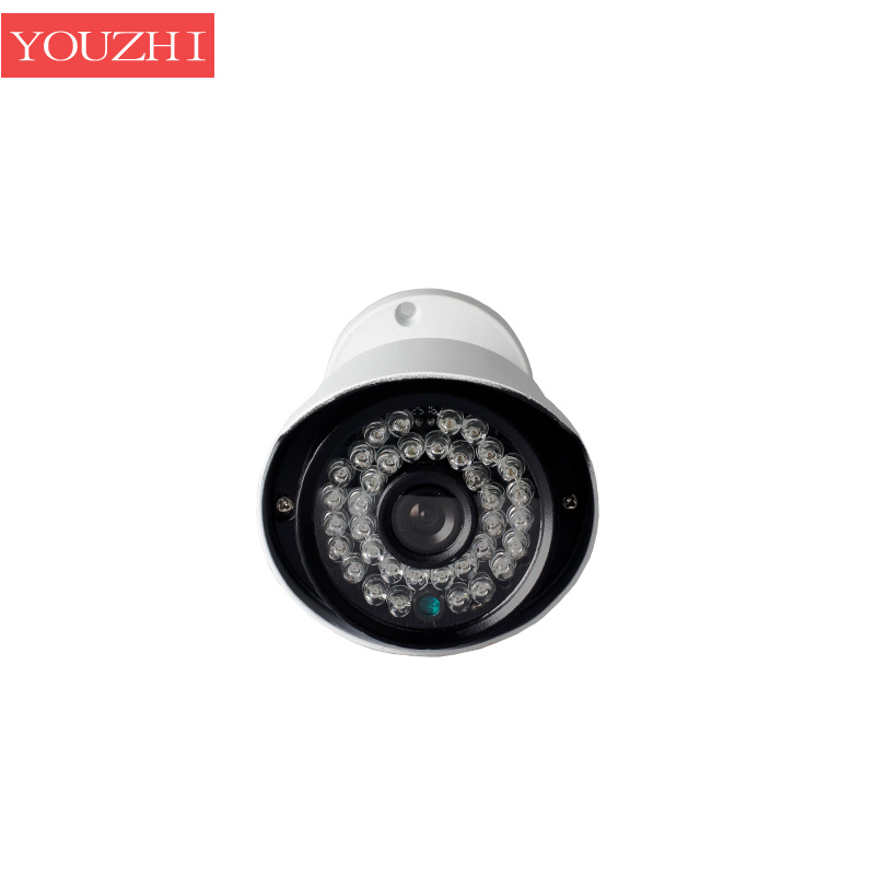 AHD 2MP Camera Surveillance night vision IR led SONY IMX323 FHD 1080P coaxial home CCTV Camera with OSD menu cable YOUZHI smar outdoor bullet ip camera sony imx323 sensor surveillance camera 30 ir led infrared night vision cctv camera waterproof