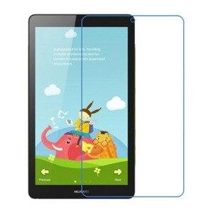 Взрывозащищенное Закаленное стекло 2.5D 9H для Huawei MediaPad Media Pad T3 7 8 9,6 10 дюймов, Защитная пленка для планшета