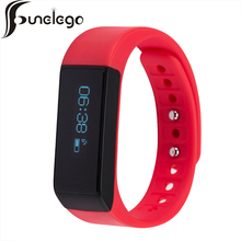 Funelego I5 плюс смарт-браслет для iphone телефона Android совместимы спортивные наручные часы с Шагомер фитнес smartwatches