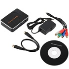 New HD 1080P HDMI/YPbpr Game Capture hd Video USB 2.0 Host Recorder For Game Players