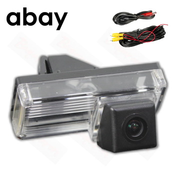 Car Reversing Parking Rear View Camera For Toyota Land Cruiser LC100 J100 LC200 J200 V8 Prado J120 Lexus GX470 LX470 Bracket image