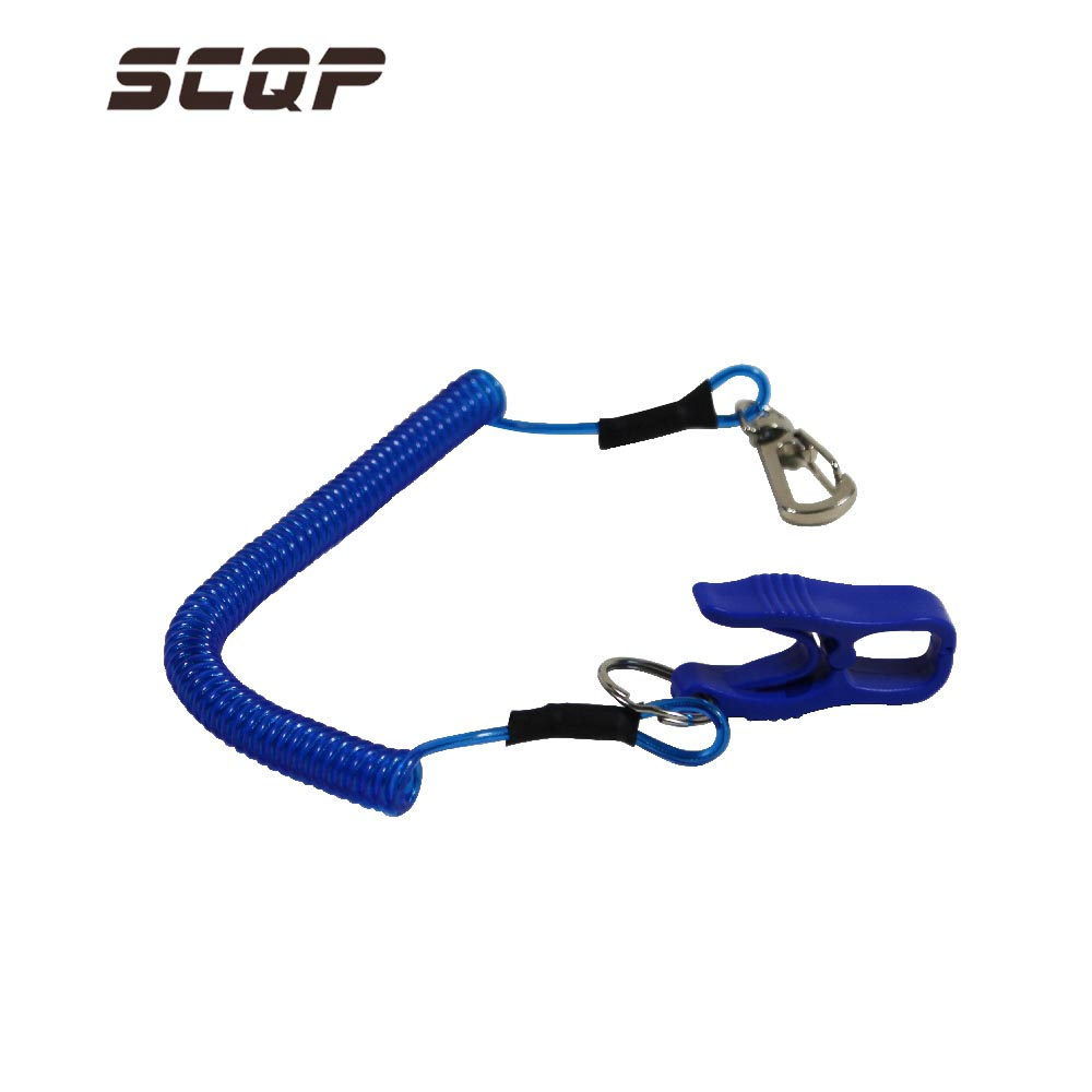 Tools Lanyard Gloves Clips  Plastic Metal Buckle AT-16 Industrial Work Safety Protection Anti Lose Hand Tools  Glove Clip