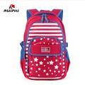 New Lovely Stripe Star School Bags For Girls Children Backpacks Boys School Bag Backpack Kids Bag Schoolbag mochila escolar