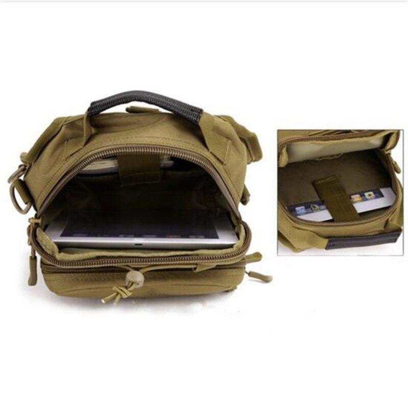 Nimmepealsed õlakotid 2016 sõjalise rinnakorvi mitmekülgsed kotid - Käekotid - Foto 6