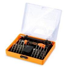 JAKEMY 23 in 1 Professional Screwdriver Set Multi tool Kit for Repair Watch Phones iPad