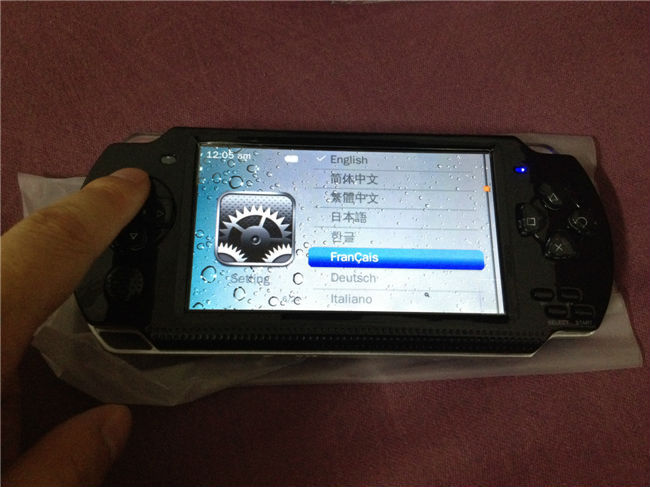 PSP Game Console (22)