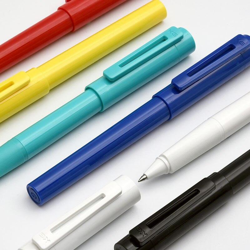 KACO SKY 0.5mm Luce di 6 Colori Penna Gel Materiale di Protezione Dellambiente Rollerball Pen 1 PZKACO SKY 0.5mm Luce di 6 Colori Penna Gel Materiale di Protezione Dellambiente Rollerball Pen 1 PZ