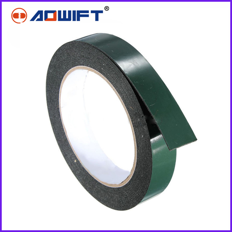 10m Super Strong Waterproof Self Adhesive Double Sided Foam Tape For Car Boat 10m super strong waterproof self adhesive double sided foam tape for car trim scotch