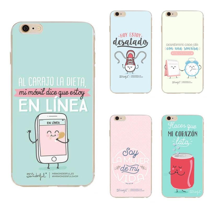 mr wonderful coque iphone 7